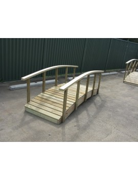 Bridge  3000 x 900 with handrails