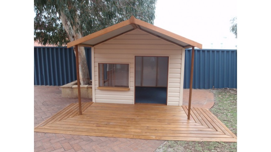 Special Needs Cubbyhouse