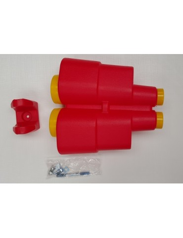 Binoculars Large RED