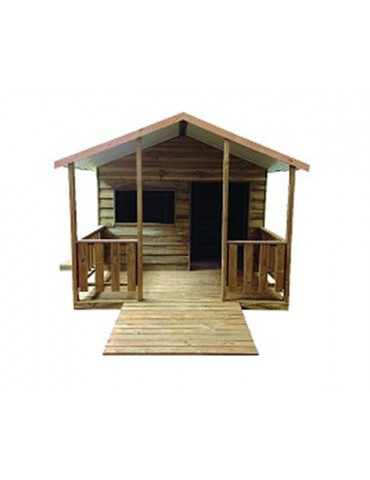 Special Needs Wheel Chair Access Cubbyhouse