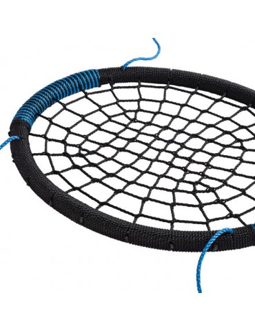 Nest Swing 'Oval' BLUE/BLACK
