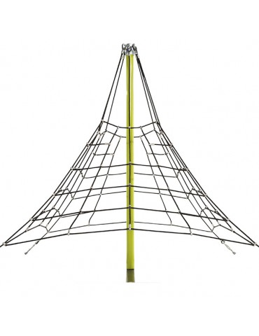 Armed Rope Pyramid Net - KBT