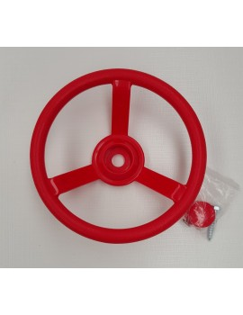 Steering Wheel RED