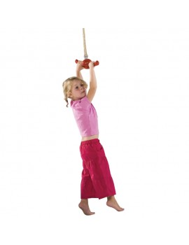 Ventolino Rotational Swing RED With Rope