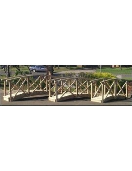 Bridge Garden 3600 x 600 with handrails