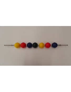 Abacus Ball Rod