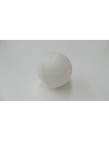 Plastic Abacus Ball WHITE