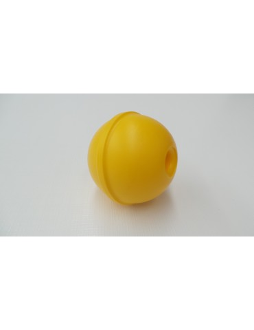 Plastic Abacus Ball YELLOW