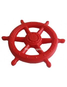 Jumbo Ship Wheel RED
