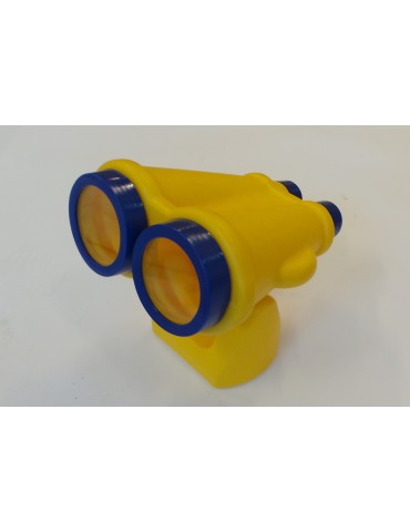 Binoculars Small YELLOW/BLUE kbt
