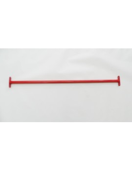 Tumble Spin Bar  1250  long RED