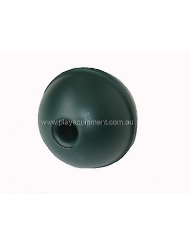 Plastic Abacus Ball GREEN