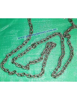 Stainless Steel Chain 6mm 316 Commercial metre