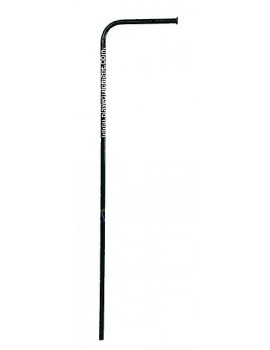 Firemans Pole 3m GREEN