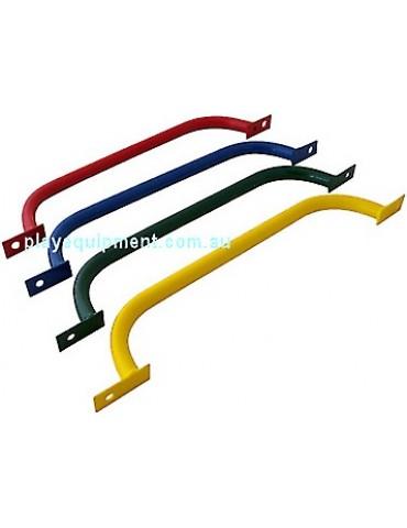 Steel 600 Long Handle Grip RED