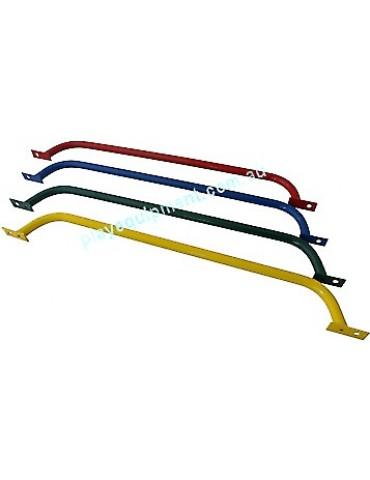 Steel 900 Long Handle Grip BLUE