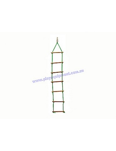 Rope Ladder with 7 Rungs