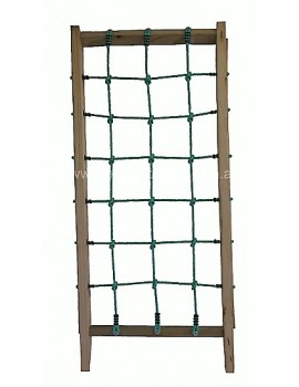 Scramble Net 0.8m x 1.5m - Framed