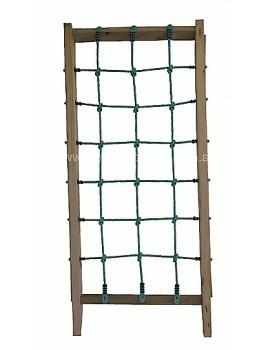 Scramble Net 0.8m x 1.5m - Framed