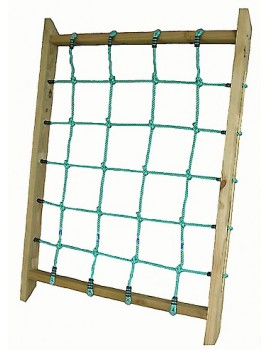 Scramble Net 1.2m x 1.5m - Framed