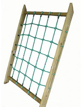 Scramble Net 1.5m x 1.5m - Framed