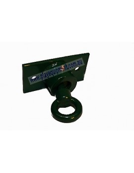 HD Tyre Swivel Single Fixing Point