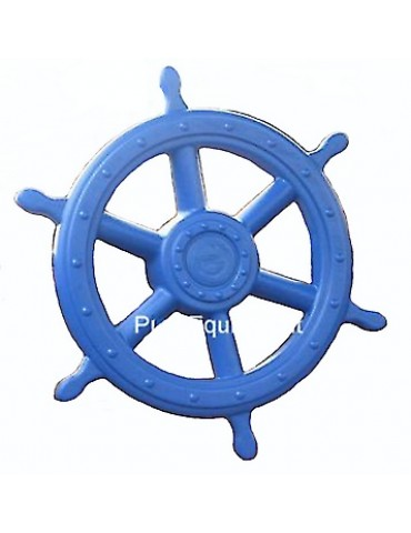 Jumbo Ship Wheel  BLUE