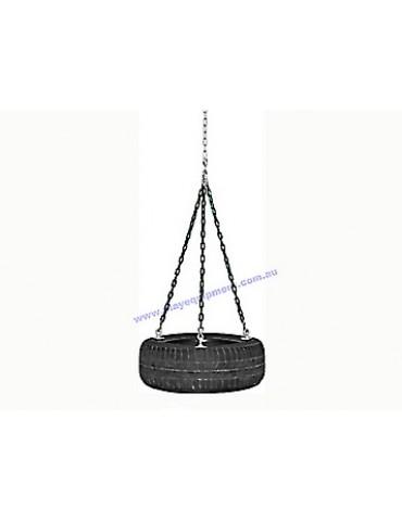 Horizontal Tyre Swing  (No Tyre)