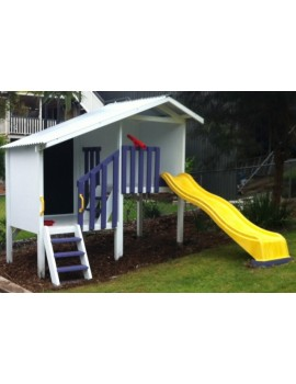 Cubby House Dual Cubbies Duck