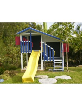Cubby House Dual Cubbies Spider
