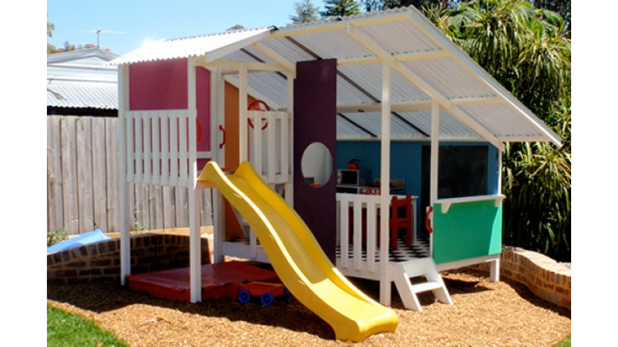 Cubby House Mega Cubbies