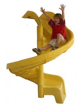 Spiral Slide for 1.50 deck height
