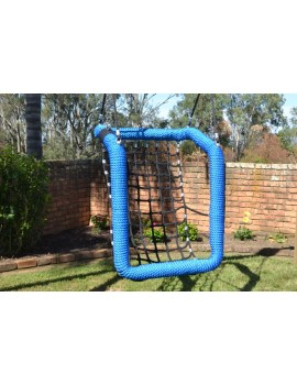 Basket Chair Swing and heavy duty frame
